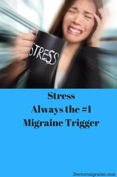 It's not food and it's not weather change or female hormones.  NO, it's Stress--always first in any study of migraine triggers.  Yes, not eating well, or poor sleep, or the menstrual cycle are up there., but still stress is the Main Migraine Trigger..