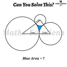 Maths Tricks, Math Tutorials, Geometry Problems, Math Problems, Circle Geometry, Sacred Geometry, Maths Solutions, Math Questions, Math Help