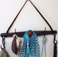Antique Horse Yoke Upcycled Repurposed to Wall by MostlyMadelines