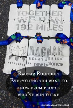 Round up of Ragnar Relay blog posts