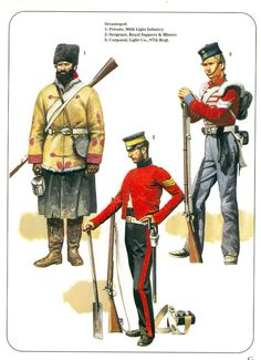 British Army Uniform, British Uniforms, British Soldier, Military Art, Military History, Military Uniforms, British Armed Forces, Crimean War, Uk History