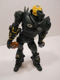 Green Bay Packers Fox Sports Big Transformer Toy #GreenBayPackers