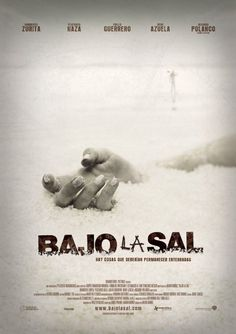 Bajo La Sal - (Under the Salt) - Mexican crime/horror movie about a serial killer targeting young girls.