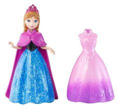 Disney Frozen Magiclip Anna Doll (bestseller)