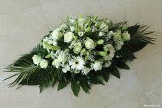 Kvetinárstvo Blumeno Uno - smútočný aranžmán 1