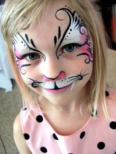 Simple face painting designs are not hard. Many people think that in order to have a great face painting creation, they have to use complex designs, rather then simple face painting designs. Face Painting Tutorials, Face Painting Designs, Paint Designs, Animal Face Paintings, Animal Faces, Girl Face Painting, Painting For Kids, Cool Face Paint, Simple Face