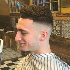 Skin Fade Haircuts http://www.menshairstyletrends.com/skin-fade-haircuts/ menshair #menshairtrends #menshairstyles #fadehaircuts #skinfade #skinfadehaircuts #baldfade #baldfadehaircuts