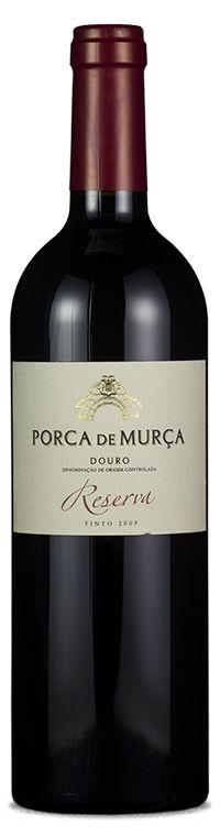 Porca de Murça Reserva, Red 2009, Douro (Touriga Nacional, Touriga Franca e Tinta Roriz)