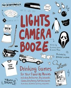Book Club: Lights, Camera, Booze