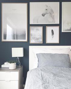 Bedroom inspiration and color palette