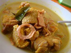 Opor Ayam Indonesia Chicken in Coconut Soup