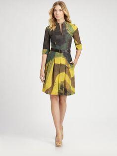 3871dc96539 Garden Print Dress Womens Cocktail Dresses
