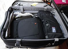 http://www.howtogetcheapairlinetickets.net/carry-on-restrictions.html Carry on luggage restrictions for all airlines. half packed suitcase