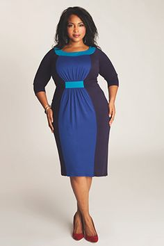 dresses that give you a waist | Dresses That Make Your Stomach Look Flat - Slimming Dresses - Oprah ...