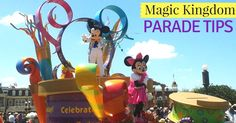 Don't miss the Disney Festival of Fantasy Parade. The parades at Disney World are full of music, dancing, and fun. Check out our Magic Kingdom Parade Tips.