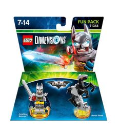 LEGO Batman Movie, Knight Rider Dimensions packs revealed [News] | The Brothers…