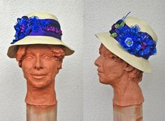 Flowers for my summer hat