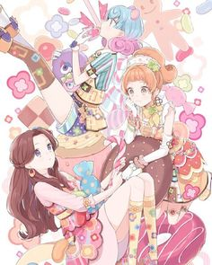 Kawaii Klub - One of my fav artists  Artist: 知梨  #anime #animeart #animegirls #kawaii #kawaiiart #kawaiigirls #cute #adorable #pretty #beautiful #lovely #pixiv #pixivart #pastel #sweets #donuts #cookies #candy #dessert #pastries #besties #friends #bestfriends  by kawaii.pudding - #kawaii #kawaiiklub #cute #toocute #fave #love #perfect #amazing #awesome #nice #doubletap #good #best #heart #happy #beautiful #fun #smile #like #style #pretty #beauty