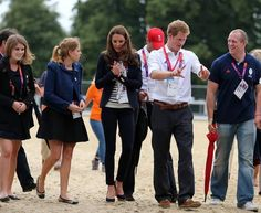 Princess Beatrice has been spotted wearing Pretty Ballerinas !!!