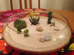 Terrario Table Decorations, Green, House, Furniture, Home Decor, Hipster Stuff, Homemade Home Decor, Home, Haus
