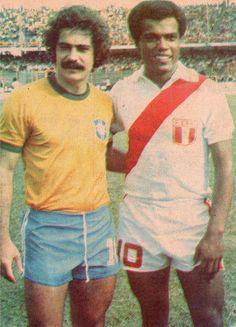 Rivelinho y Teofilo Cubillas