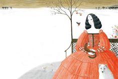 Сказочные иллюстрации Марии Михальской - Ярмарка Мастеров - ручная работа, handmade