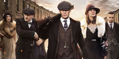 What Do You Get When Peaky Blinders Marries Downton Abbey...