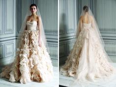 Monique Lhuillier Waltz dress