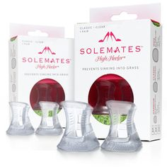 Solemates is a high heel protector cap the prevents heels from sinking in grass, going in-between porch boards and uneasy cobblestone. The caps are available in numerous sizes & colors and aren't even visible! Before Wedding, Wedding Prep, Wedding Advice, Wedding Planning Tips, Wedding Planner, Dream Wedding, Wedding Day, Wedding Hacks, Wedding Stuff