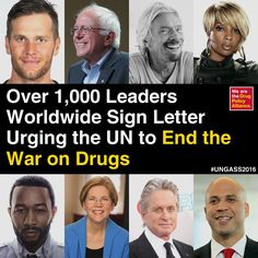 UN is holding a special session on global drug policy next week. #UNGASS2016 #StopTheHarm http://www.drugpolicy.org/news/2016/04/over-1000-leaders-worldwide-call-end-disastrous-drug-war-ahead-un-special-session
