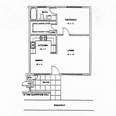 Garage Conversion Floor Plans small scale homes: floor plans for garage to apartment conversion