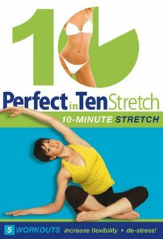 Perfect in Ten: Stretch, with Annette Fletcher - Stretching to maintain flexibility and mobility, Fitness essential for the aging or less mobile person DVD ~ Annette Fletcher, http://www.amazon.com/dp/B000KZRP0I/ref=cm_sw_r_pi_dp_EfVYrb1G1D706