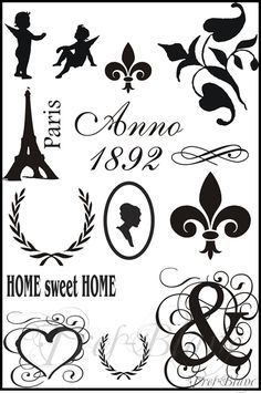 Stencil-mania | Hacer bricolaje es facilisimo.com