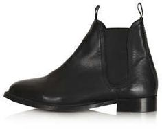 Topshop Womens AGE Chelsea Boots - Black on shopstyle.co.uk