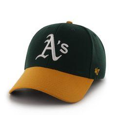 best loved a45cf ae763 Oakland Athletics MVP Home 47 Brand Adjustable Hat Oakland Athletics,  Athlete, Cap, Detroit