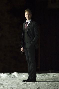 "Tom Hiddleston as Jonathan Pine in ""The Night Manager"" (2016) http://www.imdb.com/title/tt1399664"
