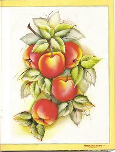Pintura em Tecido- Gravuras e Riscos - Rose Pessoa - Álbuns da web do Picasa