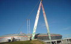 Heading to #Turin? Make sure you go on a #stadium tour.