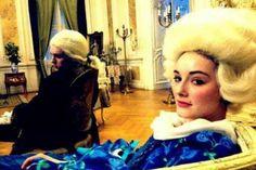 Rubinrot - Gideon (Jannis Niewöhner) & Gwendolyn (Maria Ehrich) | Behind the scenes