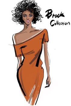 @rongrong_devoe_illustration| Be inspirational❥|Mz. Manerz: Being well dressed is a beautiful form of confidence, happiness & politeness