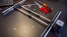RepRap Prusa i3 X Axis Making of