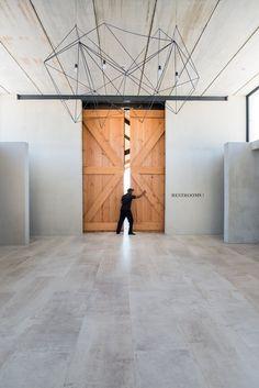 Anura Vineyards' New Events Venue, Paarl, 2016 - InHouse Brand Architects