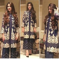@mahnoorsoofi gorgeous as ever on Eid wearing #sairarizwan #luxurychiffon