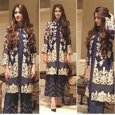 @mahnoorsoofi gorgeous as ever on Eid wearing #sairarizwan #luxurychiffon