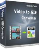 Thundersoft Video To GIF Converter 1.4.5 Giveaway