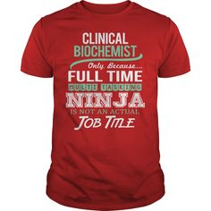 Awesome Tee For Clinical Biochemist T-Shirts, Hoodies. GET IT ==► https://www.sunfrog.com/LifeStyle/Awesome-Tee-For-Clinical-Biochemist-144193913-Red-Guys.html?id=41382