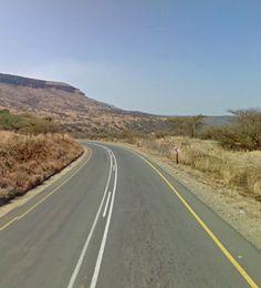 Endoumeni Pass                         Dangerous Roads