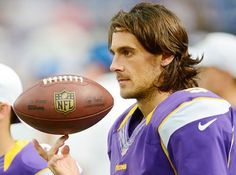Chris Kluwe, punter for the Minnesota Vikings