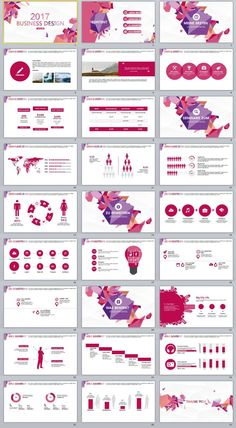 2017 Business Design PowerPoint templates