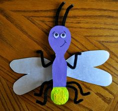 Adorable collection of 5 Bug crafts for kids on SheKnows.com